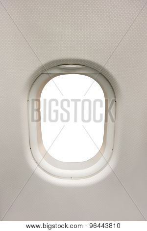 Plane Interior Window As Template