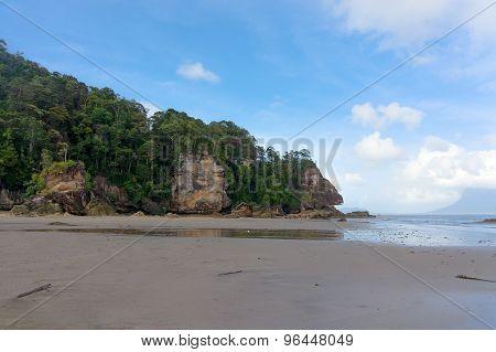 Island Borneo