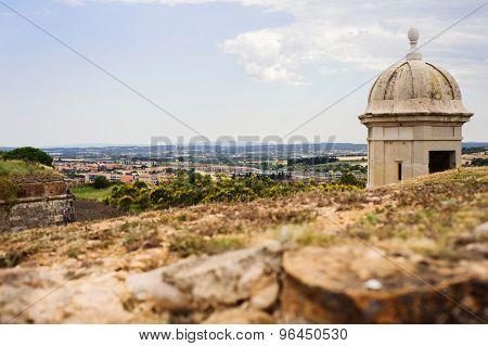 Guardian tower of Sant Ferran Castle, Figueres