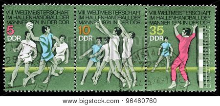 East Germany 1974