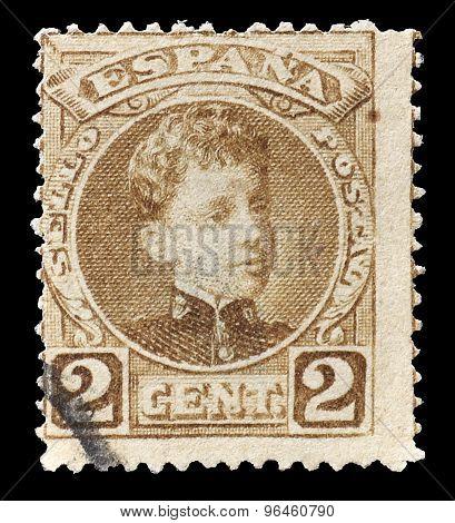 Spain 1900