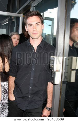LOS ANGELES - JUL 20:  Drew Fuller at the