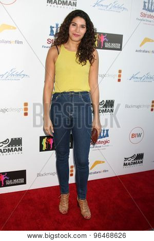 LOS ANGELES - JUL 20:  Louisa Mignone at the