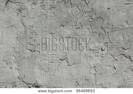 Rough stucco wall. Background texture.