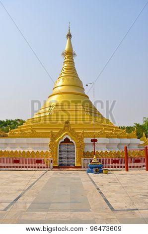 Stupa Lumbini Nepal