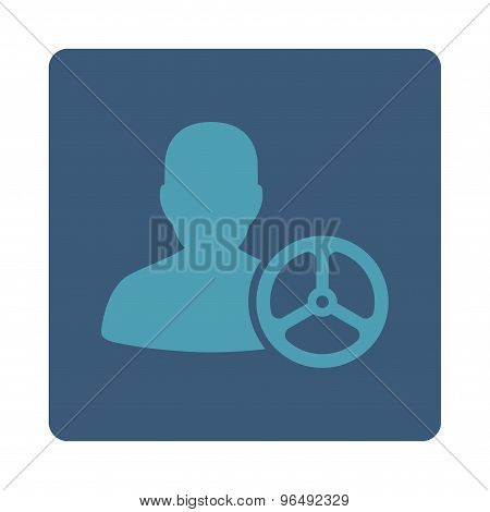 Driver Icon from Commerce Buttons OverColor Set
