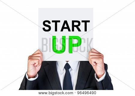Start Up In Business