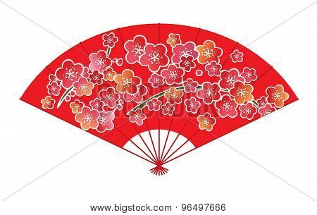Asia Decoration Fan