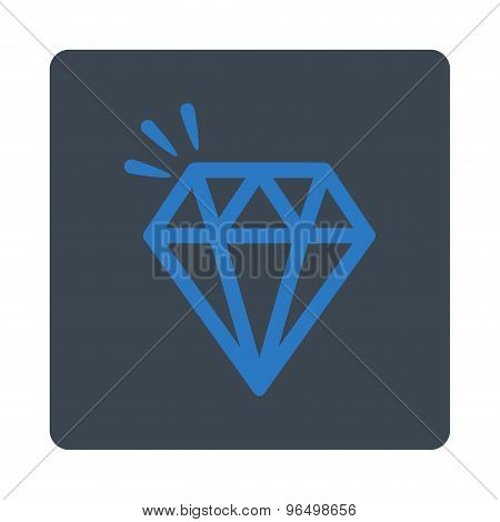 Crystal Icon from Commerce Buttons OverColor Set