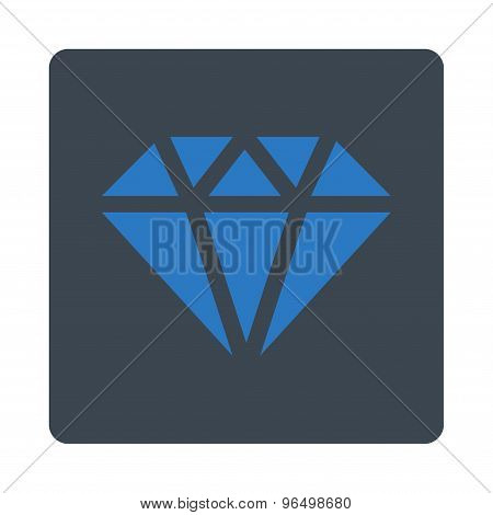 Diamond Icon from Commerce Buttons OverColor Set