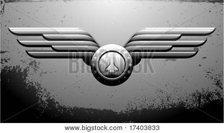 shuttle emblem