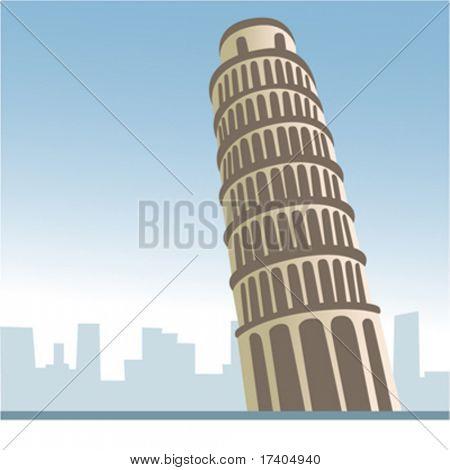 pisa tower, italy