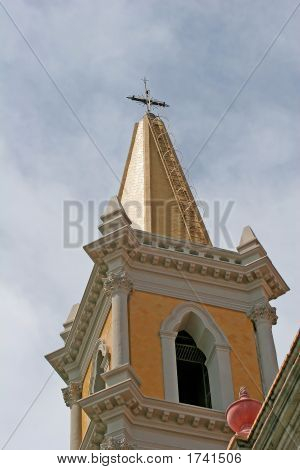 Catholic Church Steeple