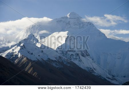North Face Mt Everest