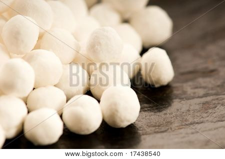 White Tapioca Pearls