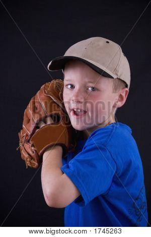Little League Player