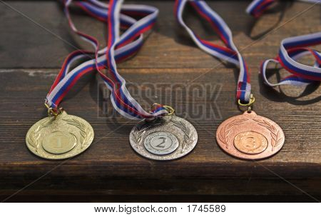 Sporting Medals