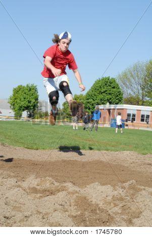 Boys Long Jump