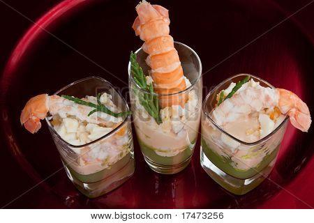 Laugoustine & Cucumber Cocktail