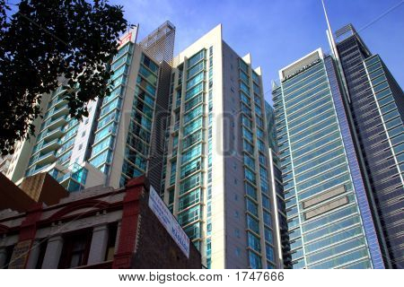 Residential Apartment At Sydney City Center..