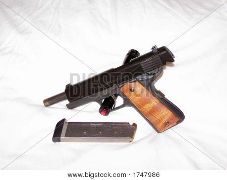 Paraordinance 45 Calber Pistol