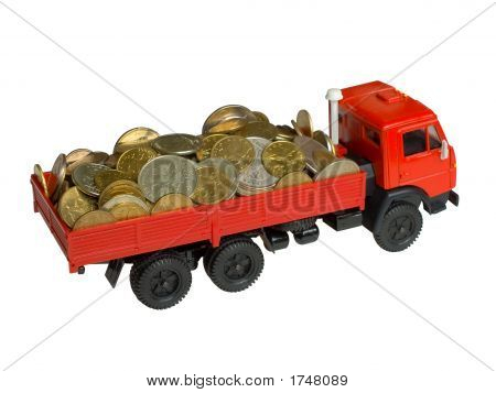 The Lorry With Money