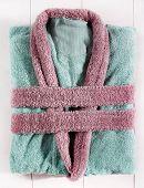 picture of housecoat  - bathrobe - JPG