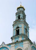 picture of ekaterinburg  - cathedral of the ascension of the christ - JPG