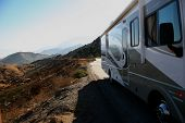 pic of recreational vehicle  - Roadside RV - JPG