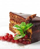 image of dessert plate  - Dessert  - JPG