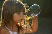 foto of have sweet dreams  - Little girl has fun - JPG