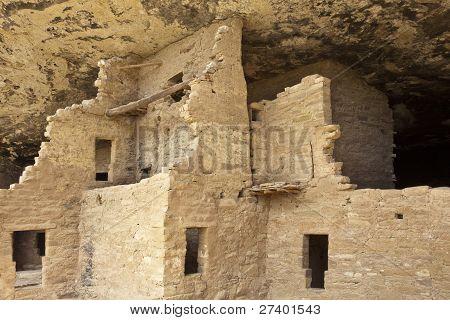 Native American Cliff Dwelling