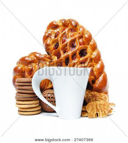 pie adn coffee