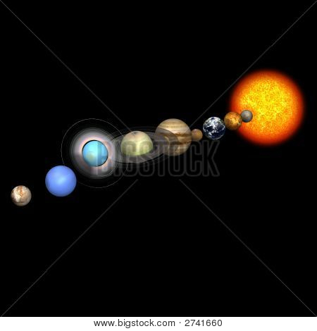results the solar system - photo #8