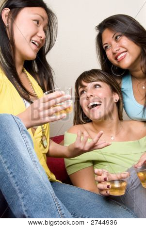 Great Joke Girls - People Series