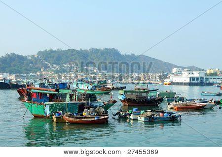 Cheung Chau Sea View In Hong Kong
