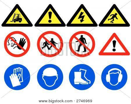 Construction Hazard Signs (replacing: 631379)