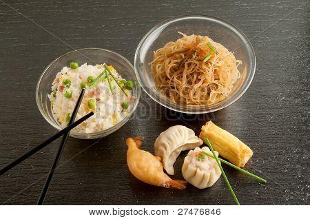 mix china food