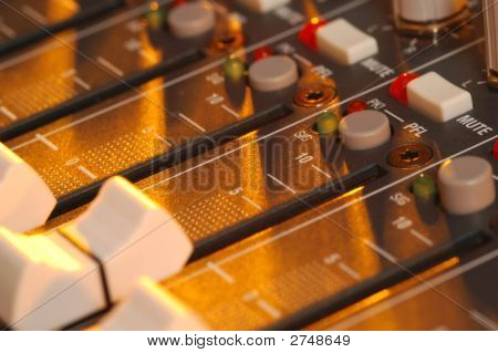 Golden Soundboard