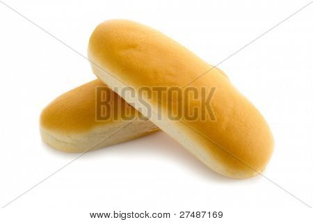 hot dog bread