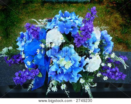 Tombstone Flowers