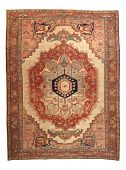 pic of iranian  - ancient iranian carpet - JPG