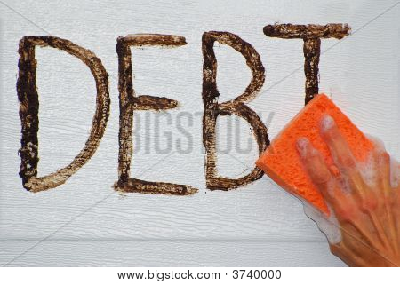 Wiping Out Debt!