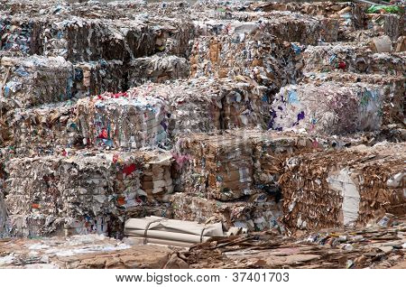 Paper And Pulp Mill - Waste Paper