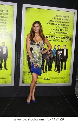 "LOS ANGELES - OCT 30:  Heather McDonald  at the ""Seven Psychopaths"" Premiere at Bruin Theater on October 30, 2012 in Westwood, CA"