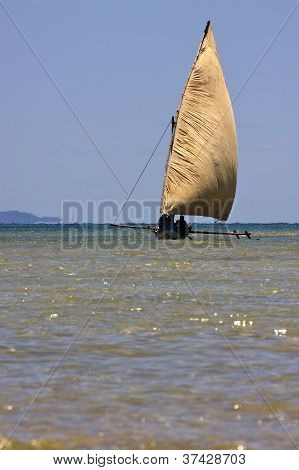 Sailing In Madagascar