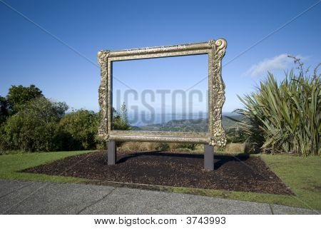 Waitakere Ranges Framed