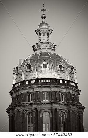 Des Moines, Iowa - edifício do Capitólio do estado