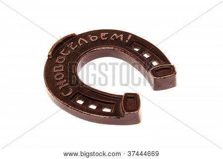 Souvenir horseshoe