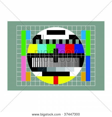 Tv Test Vector